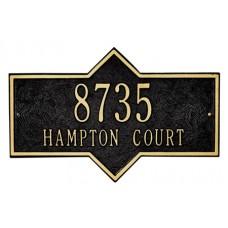 "Hampton Standard Wall Plaque  15.75"" x 10.75"""