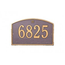 """Cape Charles Petite  Wall Plaque 7.5"""" x 4.75"""""""