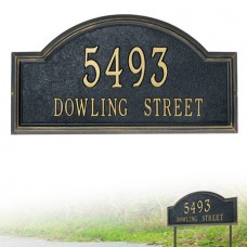 """Providence Arch Estate Wall Plaque 22.5""""x 12"""" x 1.25"""""""