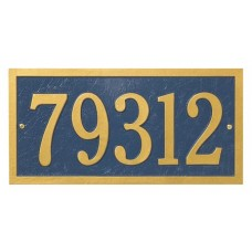 "Bismark  Standard Wall Plaque  14.625"" x 7.25"""