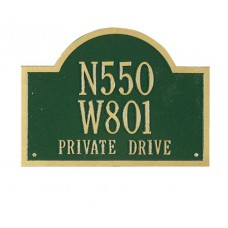 """Wisconsin Special Standard Wall Plaque  16.5"""" x 12"""