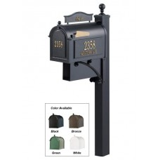 Ultimate  Mailbox  Package - Black