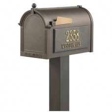 Premium  Mailbox Package - Bronze