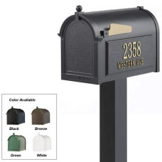 Premium  Mailbox Package - Black