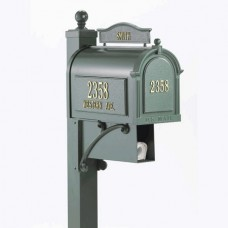 Ultimate  Mailbox  Package -Green