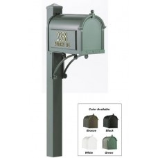 Superior Mailbox Package - Green