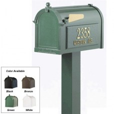 Premium  Mailbox Package - Green