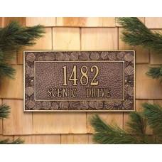 """Aspen Standard Wall Plaque 16"""" x 9"""""""