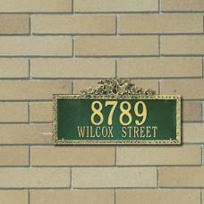 "Ivy Standard Wall Plaque16.5"" x 9.75"""