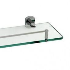 3900 Series -Solid Brass  Glass Shelf