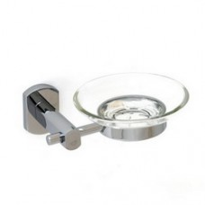 3900 Series - Solid Brass Soap Dish with Glass