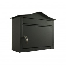 Wall-Mount Mailbox with Cam Lock Access Door and Keys