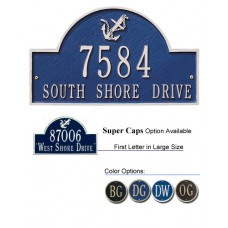 """Anchor Arch  Standard Wall Plaque 15.75"""" x 9.25"""""""