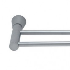 5500 Series -Solid Brass  Double Towel Bar