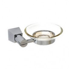 5600 Series - Solid Brass Soap Dish with Glass