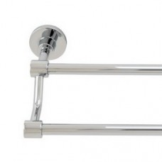 5800 Series - Solid Brass Double Towel Bar
