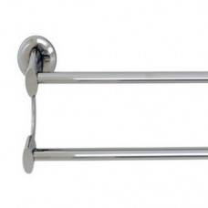 5900 Series -Solid Brass  Double Towel Bar