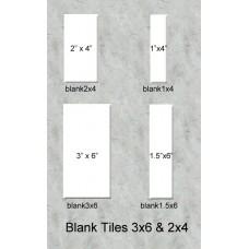 Blank Tile