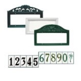 Ceramic Tile Address Plaques