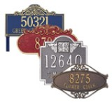Decorative Metal Plaques