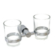Double Glass Holder