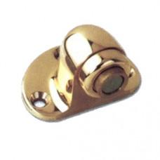 Solid Brass Magnetic Door Stopper