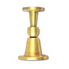 Solid Brass Door Stopper