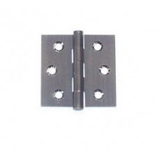 2inch x 2inch x 1.8mm Solid Brass Door Hinges