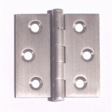 2inch x 2inch x 1.8mm Residential Solid Brass Door Hinge