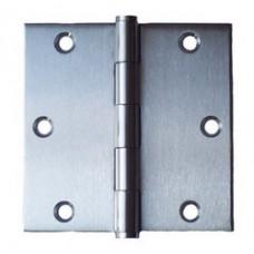2.5 inch x 2.5 inch x 2mm Stainless Steel Door Hinge
