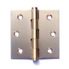 3inchx3inchx2.0mm Solid Brass Door Hinge