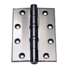 4 inch x 3 inch x 2.5mm Commercial Solid Brass Door Hinge