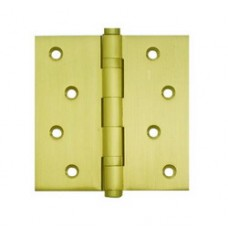 4inchx4inchx3.0mm Solid brass Hinges
