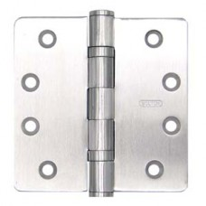 "4""x4""x3.0mm 1/4"" Radius Non Removable Pin NRP"