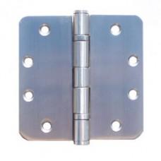"4.5""x4.5""x3.0mm 5/8"" Radius  Stainless Steel Hinges"