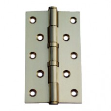 5 inch x 3 inchx3mm Commercial Solid Brass Hinge