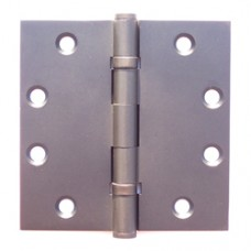 "4""  x 4""  x 3.3mm Dark Oxidized Oil Rubbed Finish Steel Hinges"