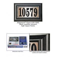 "Edgewood™ Classic Lighted  Plaque 13.75""  x 8.875""  x 2.25"""