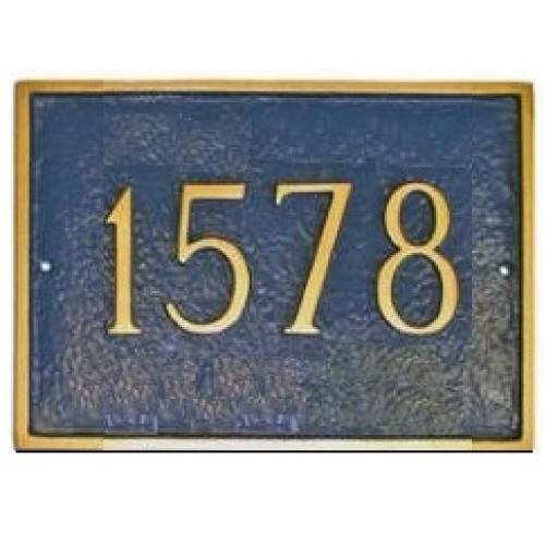Address Plaques Address Plaque At Rpm Hardware