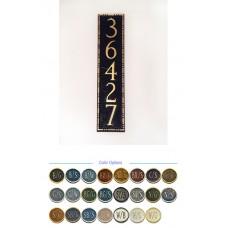 "Lincoln Column Plaque 3.75"" x 17.5"""