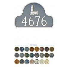 "Lighthouse  Arch Plaque 11"" x 16"""