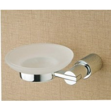 3200 Series - Solid Brass Soap Dish with Glass