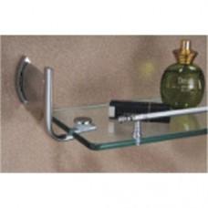 3800 Series - Solid Brass Glass Shelf